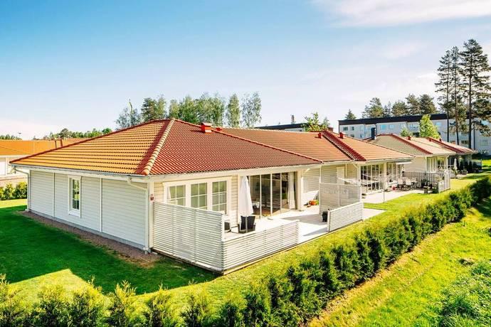 Bild från Simrislund - Nybyggt boende i ett plan! Praktiskt för såväl senior som den lilla familjen