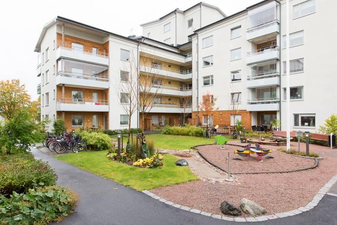Bild: 4 rum bostadsrätt på Solskensgatan 11 FAST PRIS!, Uppsala kommun Gränby