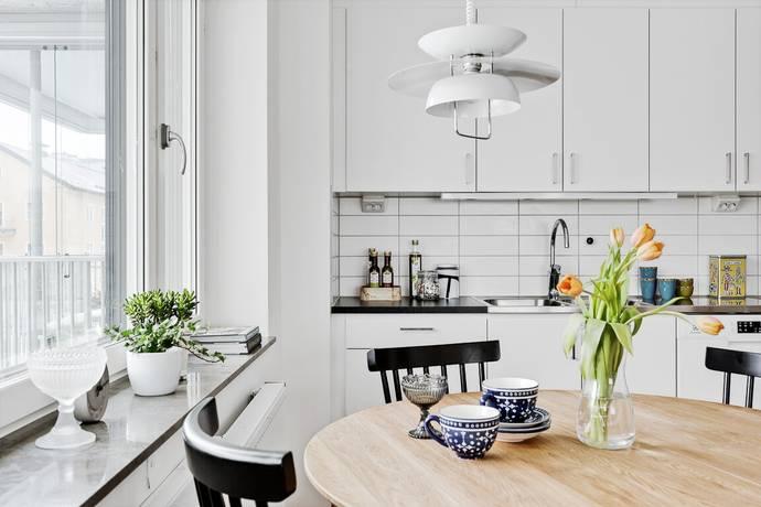 Bild: 2 rum bostadsrätt på Beckomberga Ängsväg 14, 2 tr, Stockholms kommun Beckomberga