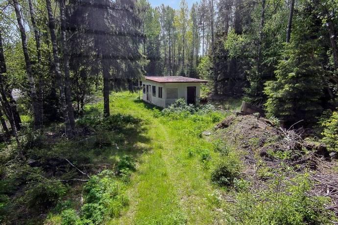 Bild: tomt på Spakebol 120, Åmåls kommun Spakebol