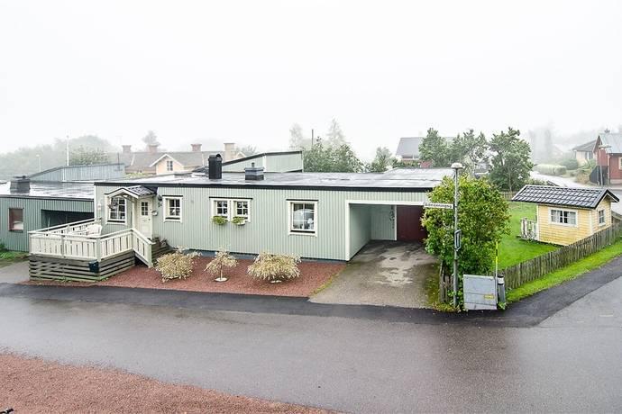 Bild: 5 rum radhus på Allmänningsgatan 1A, Sandvikens kommun Storvik