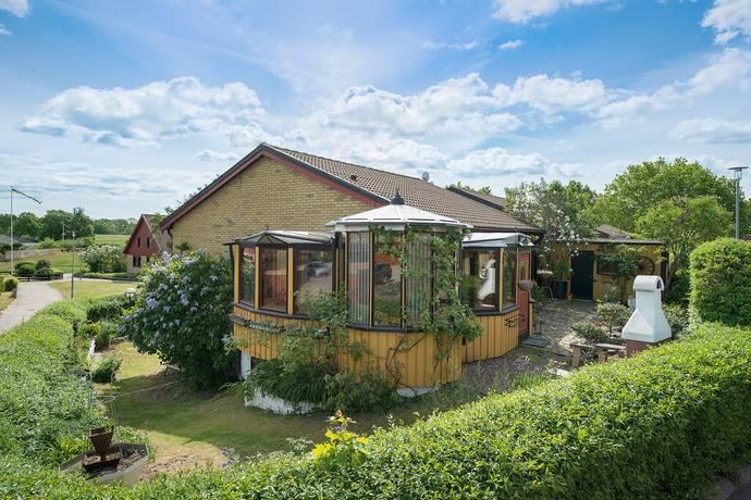 Bild: 5 rum villa på Gudmunds väg 15, Kalmar kommun Smedby