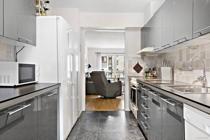 Bild: 2 rum bostadsrätt på Bryngelshusgatan 2, Halmstads kommun Centralt - Öster