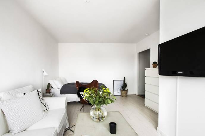 Bild: 1 rum bostadsrätt på Gustavsgatan 17A, Karlskoga kommun Centralt