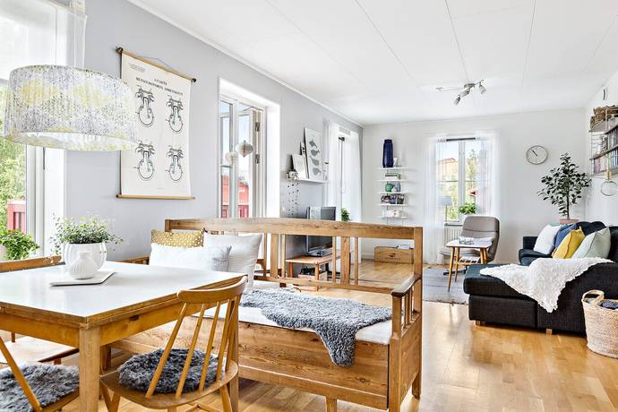 Bild: 2 rum bostadsrätt på Loftvägen 7 F, Umeå kommun Tomtebo