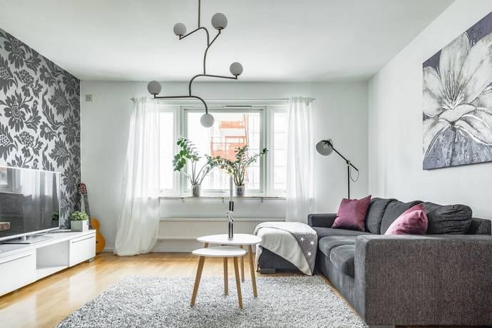 Bild: 2 rum bostadsrätt på Långängen 13B, Göteborgs kommun Centrala Hisingen