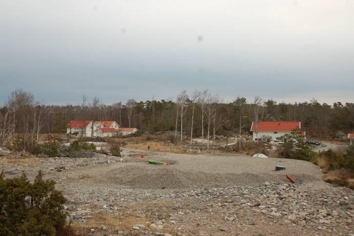 Bild: tomt på Havsörnsvägen 2, Tanums kommun Grebbestad