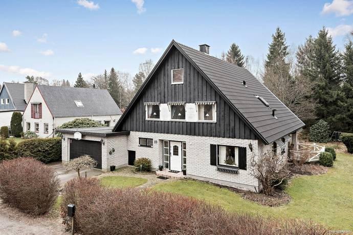 Bild: 8 rum villa på Gamla kyrkvägen 23, Lerums kommun Floda -Ljunghögen
