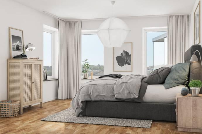 Bild: 3 rum bostadsrätt på Fridhemsgatan 34, lg 1403, Ystads kommun Ystad - Centralt