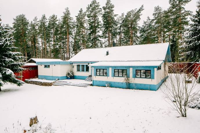Bild: 5 rum villa på Sisjön Talludden 4 Kaptensvillan, Töreboda kommun Töreboda - Slätte