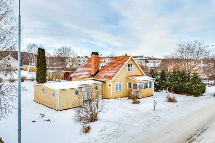 Bild: 5 rum villa på Hälsingegatan 41, Bollnäs kommun Arbrå