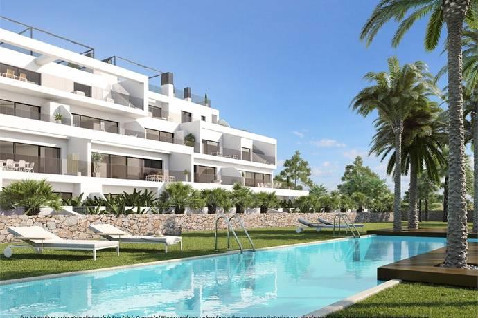 Bild: 3 rum bostadsrätt på Nytt i fantastiska Las Colinas!, Spanien Campoamor | Torrevieja