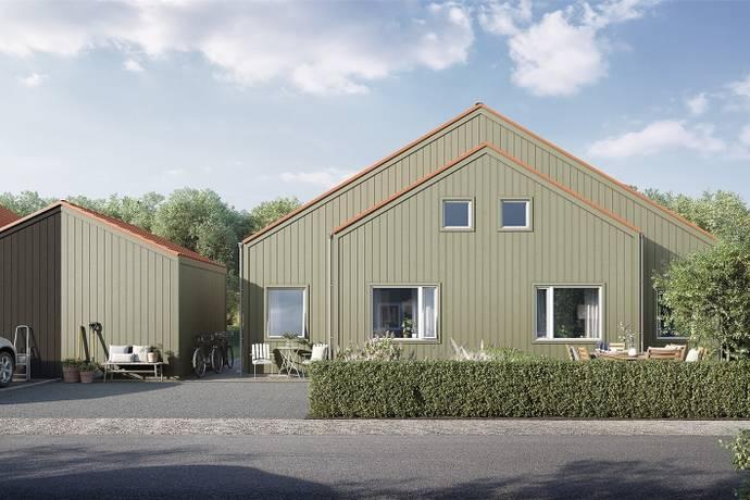 Bild från Vejbystrand - Brf Vallmon