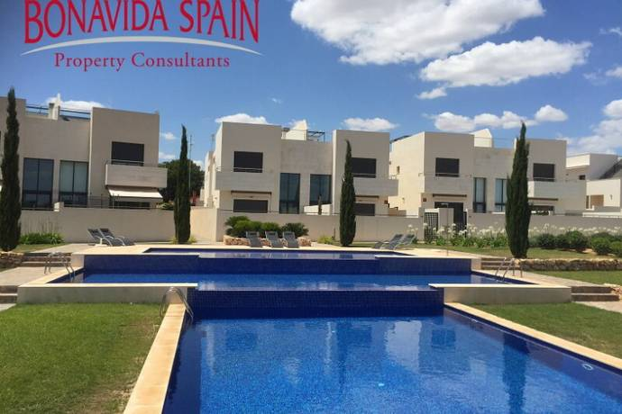 Bild: 3 rum bostadsrätt på ORIHUELA COSTA Los Dolses, Spanien Costa Blanca