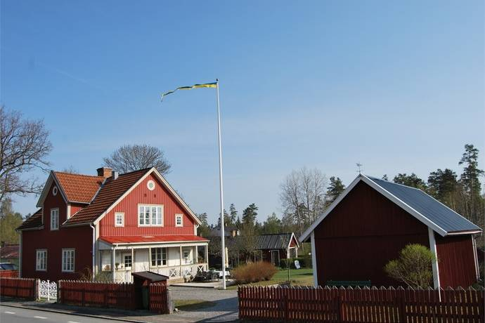 Bild: 5 rum villa på Solavägen 31, Nässjö kommun Ormaryd