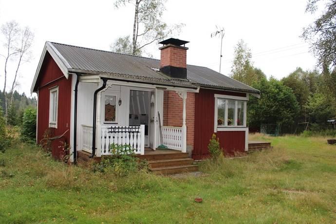 Bild: 4 rum fritidshus på Åskog Tjärnet, Säffle kommun Långserud