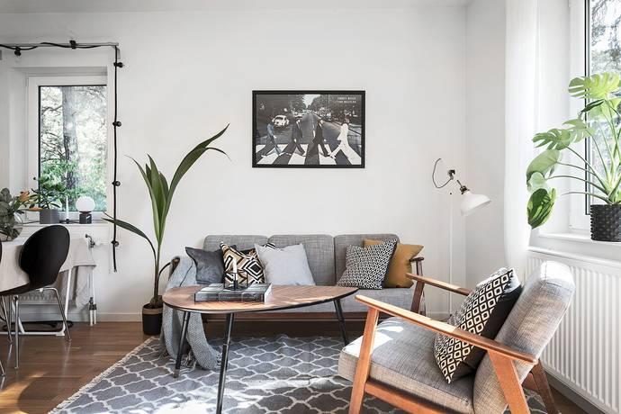 Bild: 3 rum bostadsrätt på Tångvägen 44, Stockholms kommun Telefonplan/Hökmossen