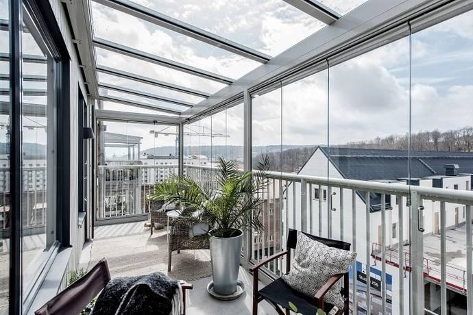 Bild: 4 rum bostadsrätt på Mölndalsvägen 89D, Göteborgs kommun Johanneberg - Almedal