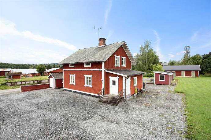 Bild: 4 rum villa på Lindesby 212, 214, 216, 222, 224, Nora kommun Järnboås