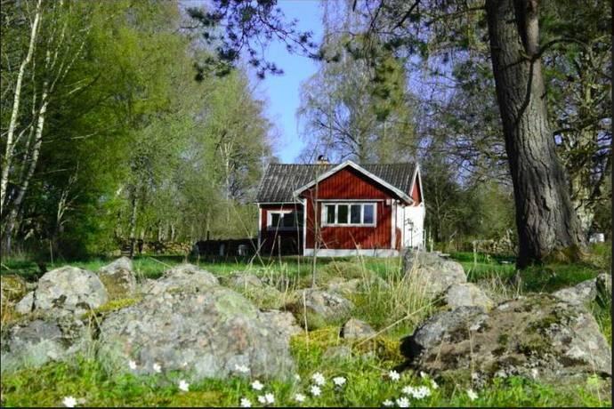 Bild: 4 rum fritidshus på Skällandsö Norregård 12, Ljungby kommun Tannåker