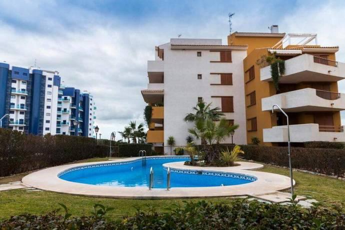 Bild: 3 rum bostadsrätt på Lägenhet i Punta Prima, Alicante, Spanien Punta Prima