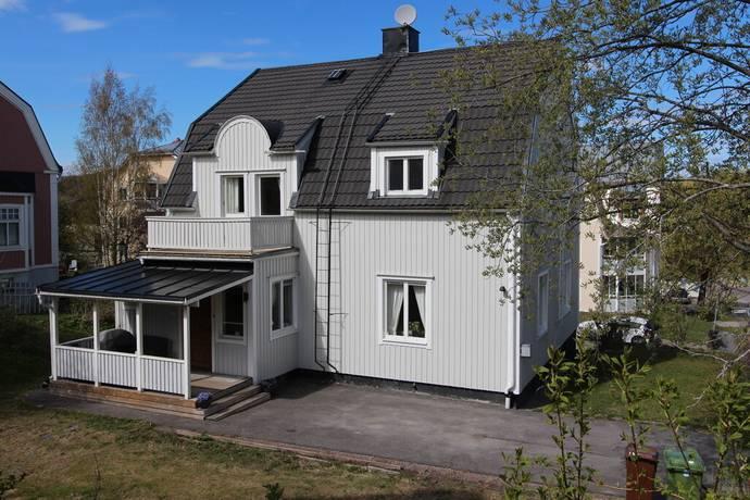 Bild: 8 rum villa på Nybrogatan 46, Sundsvalls kommun Södermalm
