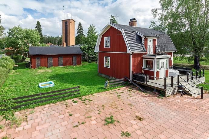Bild: 3 rum villa på Brandvägen 4, Heby kommun Tärnsjö