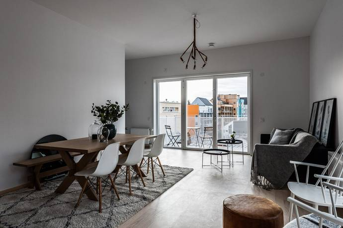 Bild: 3 rum bostadsrätt på Kunskapslänken 72, Linköpings kommun Vallastaden