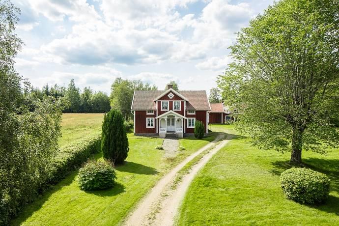 Berg Fridenborg i Lammhult, Lammhult Villa till salu Hemnet