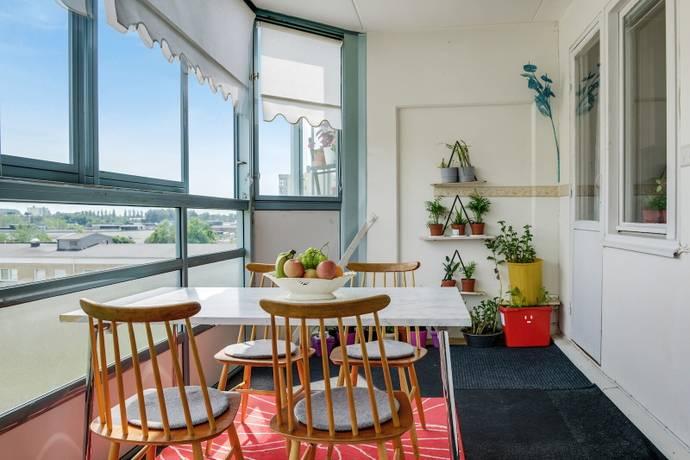 Bild: 3 rum bostadsrätt på Von Lingens Väg 40, Malmö kommun Rosengård
