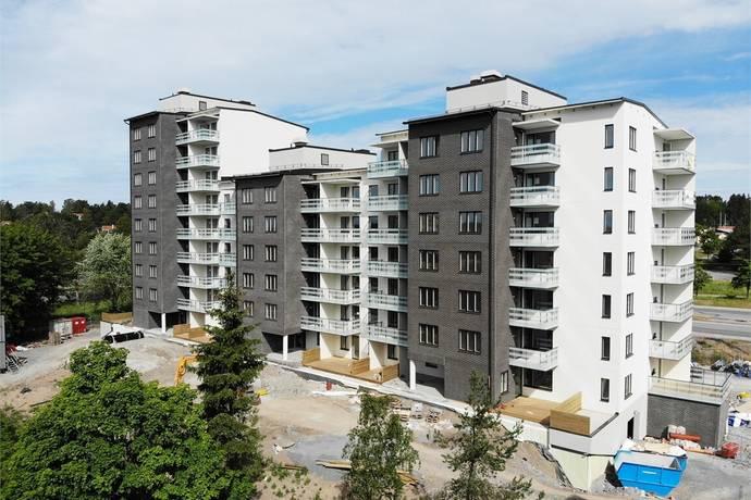 Bild: 2 rum bostadsrätt på Kvarnvägen 38, Järfälla kommun Jakobsberg