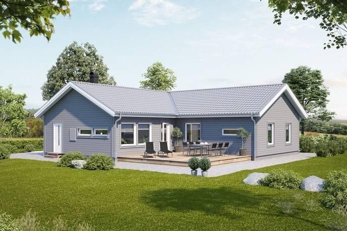 Bild: 5 rum villa på Mariehemsvägen 10C, Halmstads kommun Skedala
