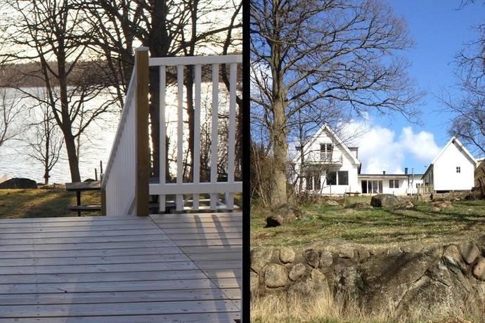Bild: 5 rum villa på Tallvägen 7, Ronneby kommun Härstorpssjön