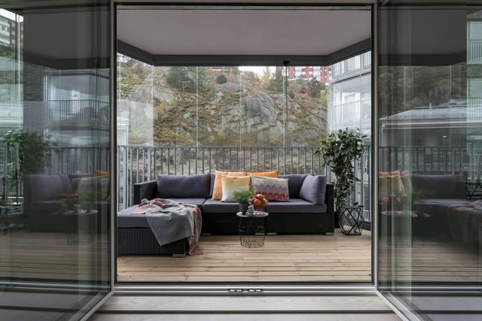 Bild: 4 rum bostadsrätt på Finnboda Kajväg 8 3tr, Nacka kommun Nacka