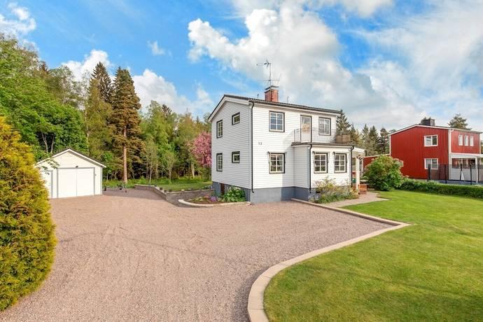 Bild: 4 rum villa på Vikmarkvägen 13, Karlskoga kommun Flottnäset