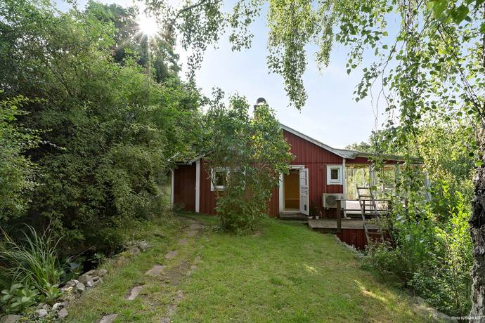 Bild: 2 rum villa på Lövenäsvägen 38, Karlskrona kommun Nättraby