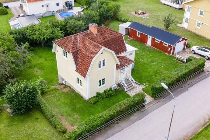 Bild: 5 rum villa på Ekebergsgatan 6, Hultsfreds kommun Virserum