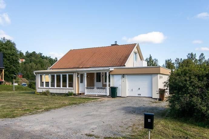 Bild: 4 rum villa på Skidbacksvägen 11, Örnsköldsviks kommun Domsjö