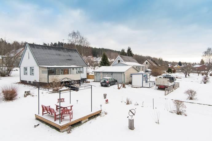 Bild: 3 rum villa på Brogatan 31, Hofors kommun Born