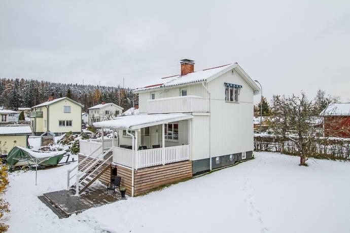 Bild: 4 rum villa på Gränsgatan 5, Ludvika kommun Ludvika Rasfallet