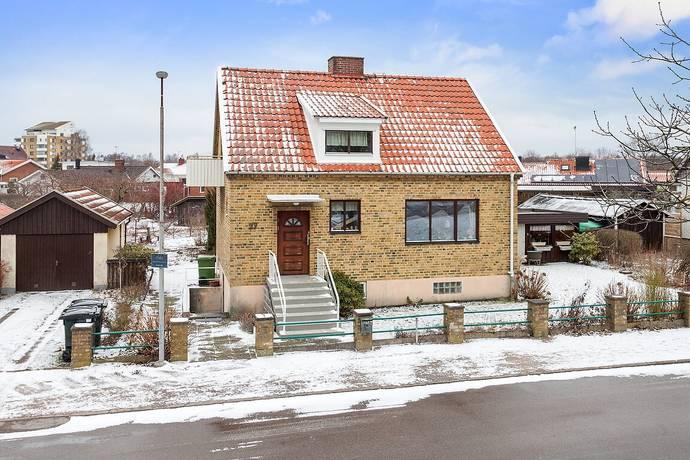Bild: 5 rum villa på Nyhemsgatan 27, Ängelholms kommun Ängavången