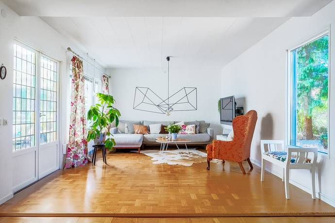 Bild: 5 rum villa på Nylyckevägen 14, Lunds kommun Genarp