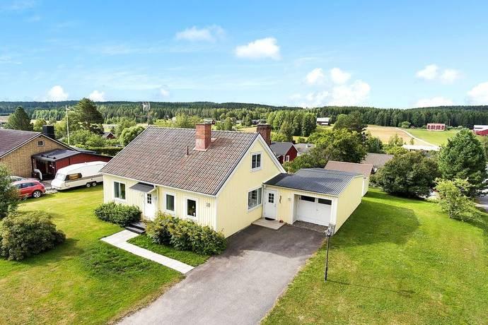 Bild: 4 rum villa på Gruvbergsvägen 10, Skellefteå kommun Bygdsiljum