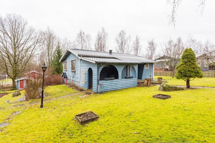Bild: 3 rum villa på Södra Klampevägen 7, Borås kommun Bosnäs