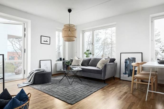 Bild: 2 rum bostadsrätt på Nybohovsbacken 44, Stockholms kommun Liljeholmen