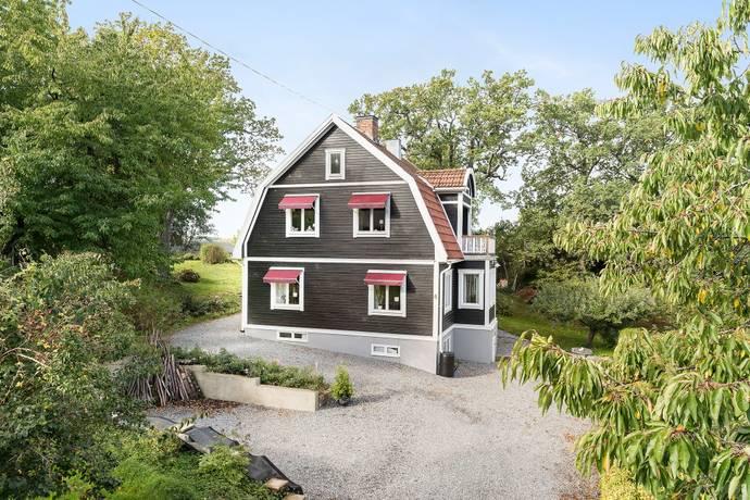 Bild: 6 rum villa på Backstigen 4, Upplands-Bro kommun Gamla Kungsängen