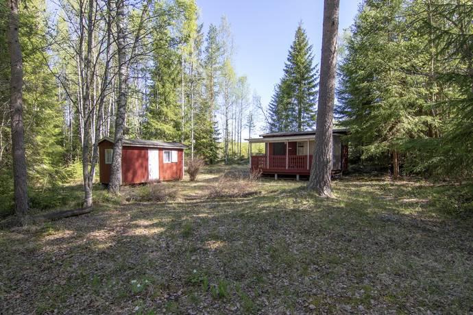 Bild: 2 rum fritidshus på Flatvik, Karlstads kommun