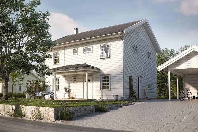 Bild: 7 rum villa på Algatan 8, Haninge kommun Muskö
