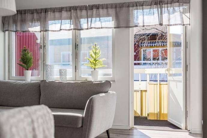 Bild: 3,5 rum bostadsrätt på Kungsvägen 22H, Mjölby kommun
