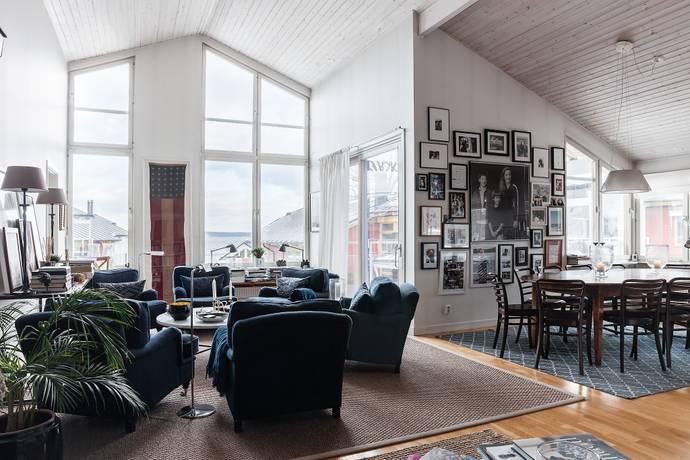 Bild: 5 rum bostadsrätt på Skogsövägen 8C, 2 tr, Nacka kommun Saltsjöbaden